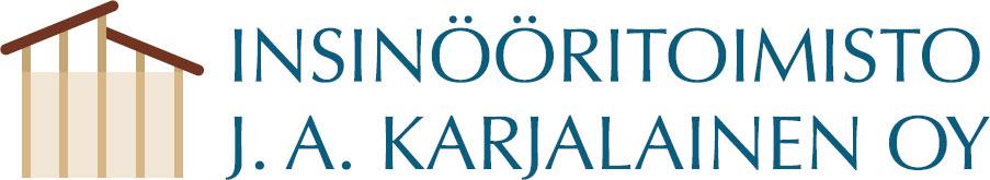 Insinööritoimisto J. A. Karjalainen Oy Logo